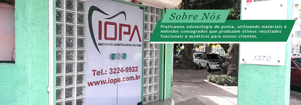 IOPA - Insituto Odontol�gico do Par�